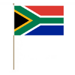South Africa Country Hand Flag - Large.